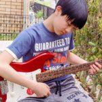 ギターを買いました!!