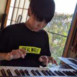 MIDIキーボードを 買ったよ!